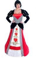 Queen of Hearts Costume (2644)